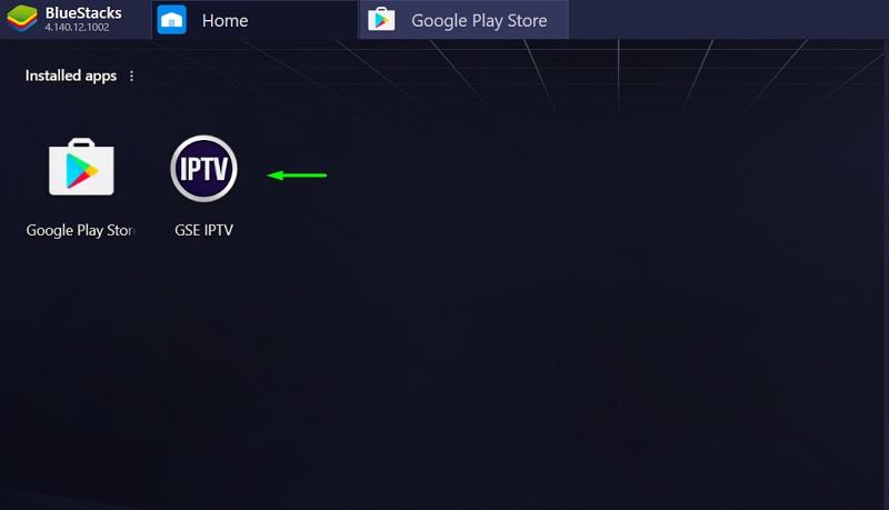 GSE Smart IPTV pour Windows