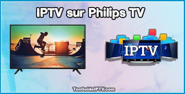 IPTV sur Philips